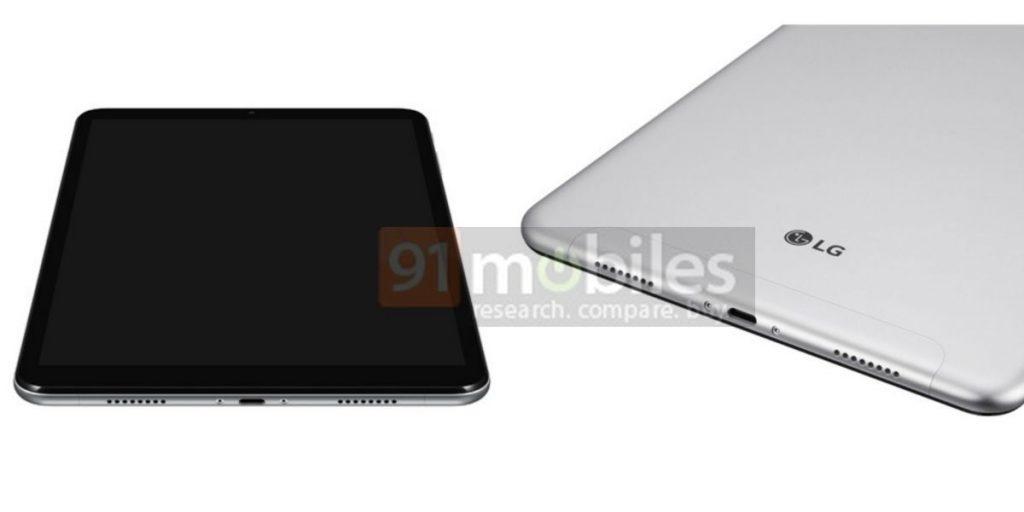 Φωτογραφίες, τιμή και χαρακτηριστικά για το νέο LG G PAD 5 10,1 1