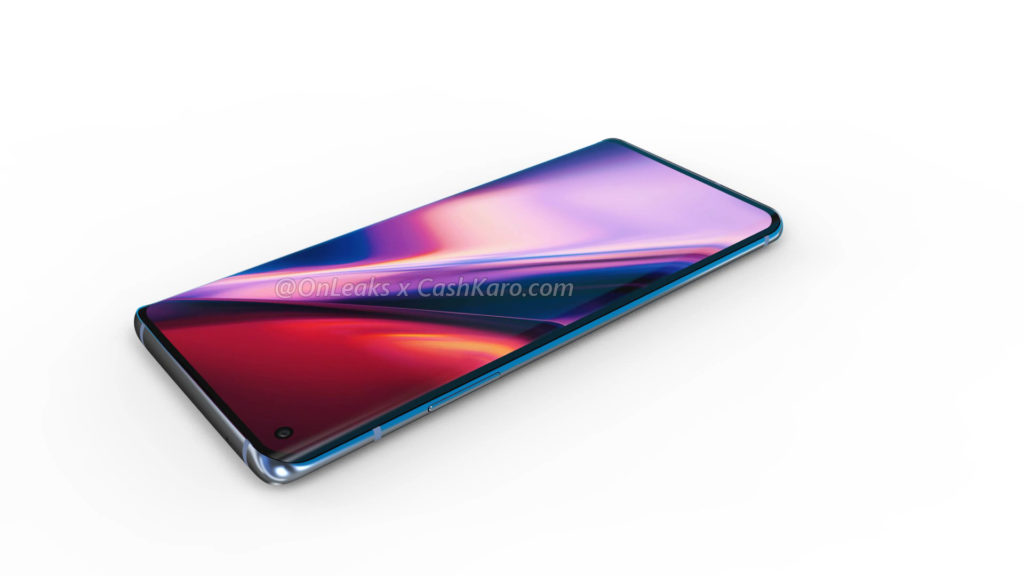ONEPLUS 8 right side