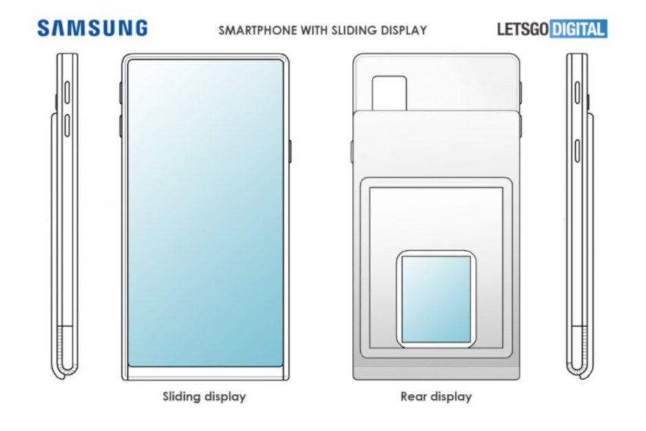 Samsung patent contains cool technology that could debut on the Galaxy S11
