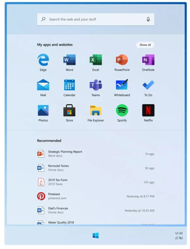 Τα WINDOWS 10X είναι το μέλλον της Microsoft 2