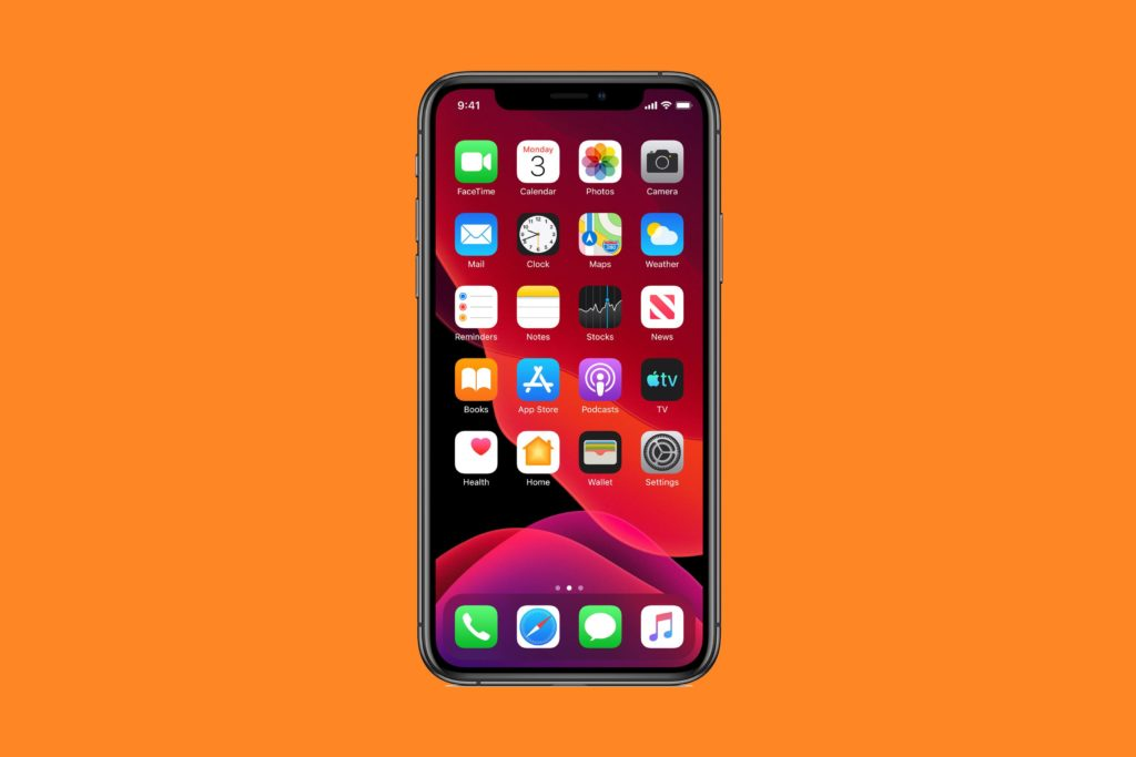 aapple ios 13 home screen iphone xs 06032019 big large 2x