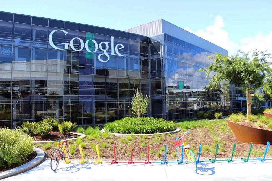 google logo office