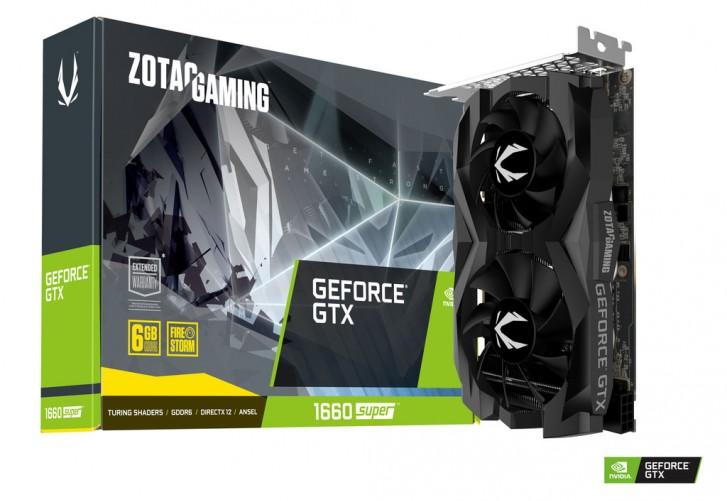 Η NVIDIA εγκαινιάζει την νέα GTX 1660 SUPER των 229 δολαρίων 1