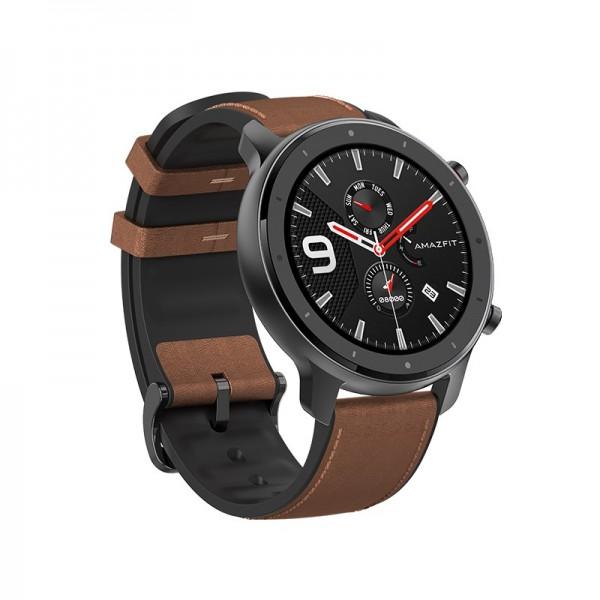 xiaomi amazfit gtr smartwatch global version aluminum alloy 600x600