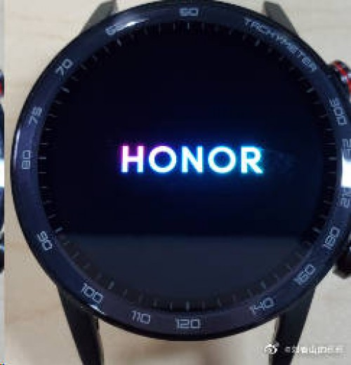 Κομψή σχεδίαση και λεπτό bezel για το επερχόμενο Honor Magic Watch 2 4