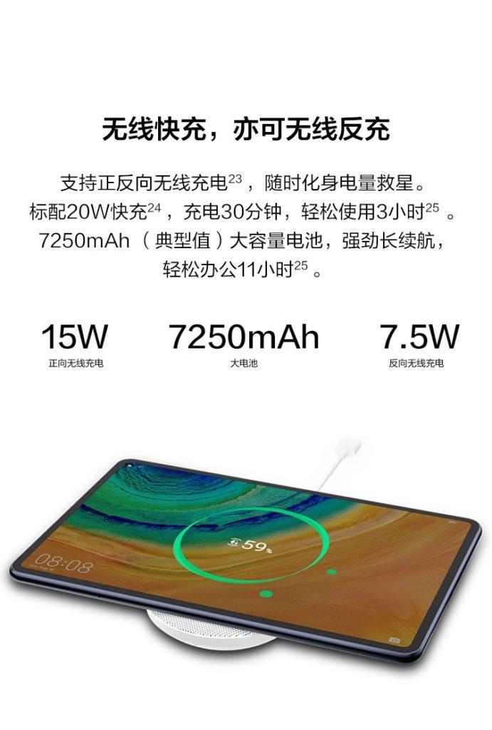 Επίσημη κυκλοφορία για το Huawei MatePad Pro με ασύρματη φόρτιση και άλλα πολλά 2