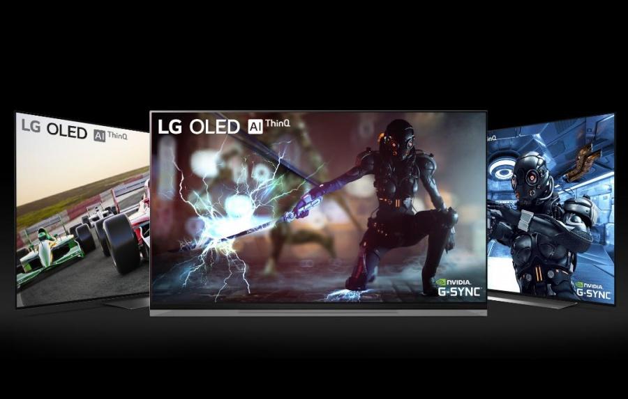 Οι LG OLED τηλεοράσεις θα λάβουν αναβάθμιση NVIDIA G-SYNC από αυτήν την εβδομάδα [ΔΤ] 1