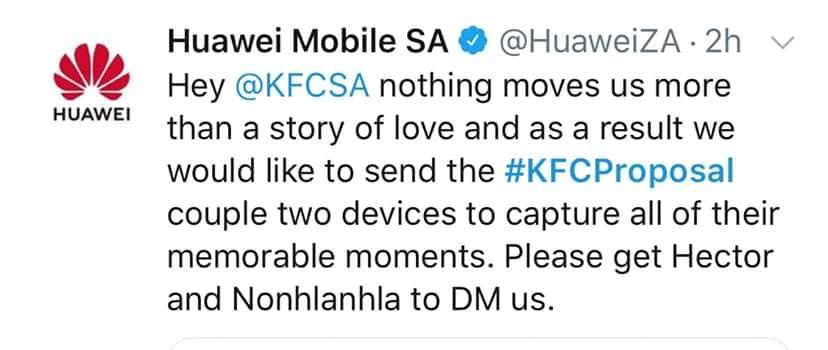 Πως οι Huawei, Sony, Puma, KFC κ.α. έκαναν τα πιο viral δώρα της χρονιάς στο KFCProposal 29