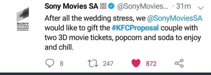 Πως οι Huawei, Sony, Puma, KFC κ.α. έκαναν τα πιο viral δώρα της χρονιάς στο KFCProposal 12