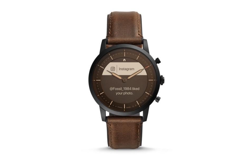 Κι άλλα υβριδικά smartwatches από την Fossil με απίστευτη διάρκεια ζωής της μπαταρίας 3
