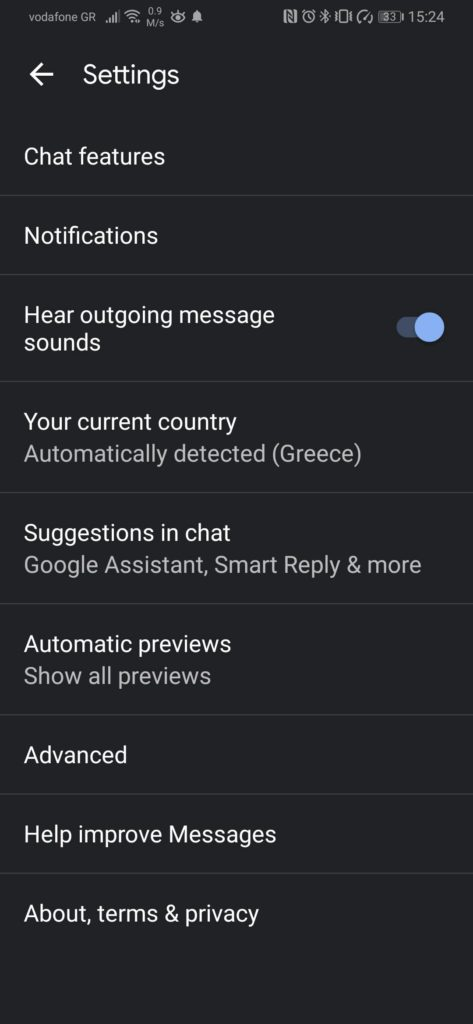 Android: Δωρεάν μηνύματα όπως το iMessage [Οδηγός] 1