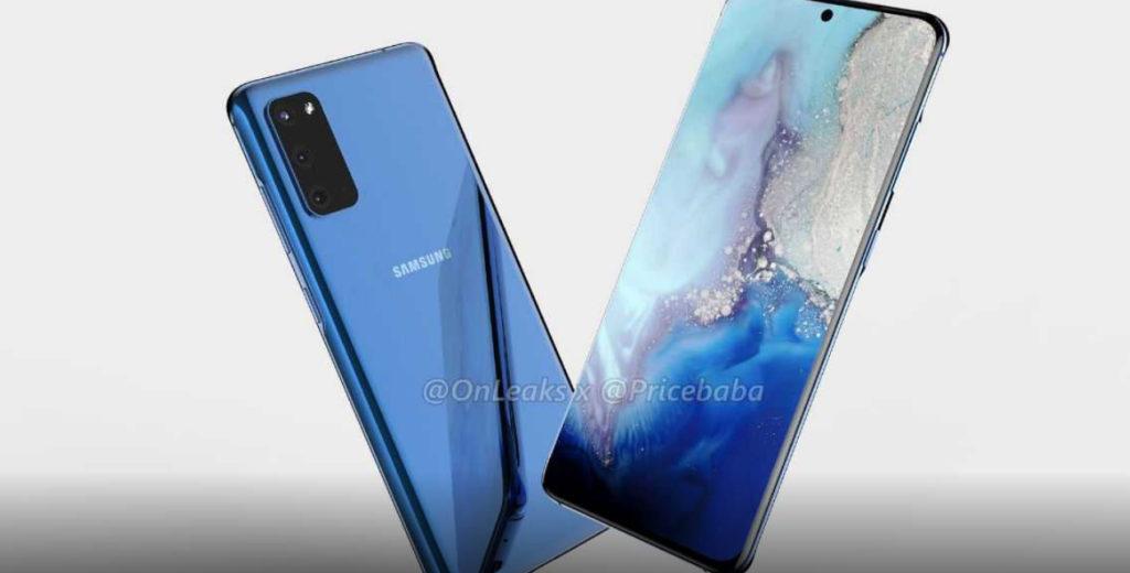 Ίδιο σχεδιαστικά το Samsung Galaxy S11e με το κανονικό S11, όμως με τρεις κάμερες στην πλάτη 3