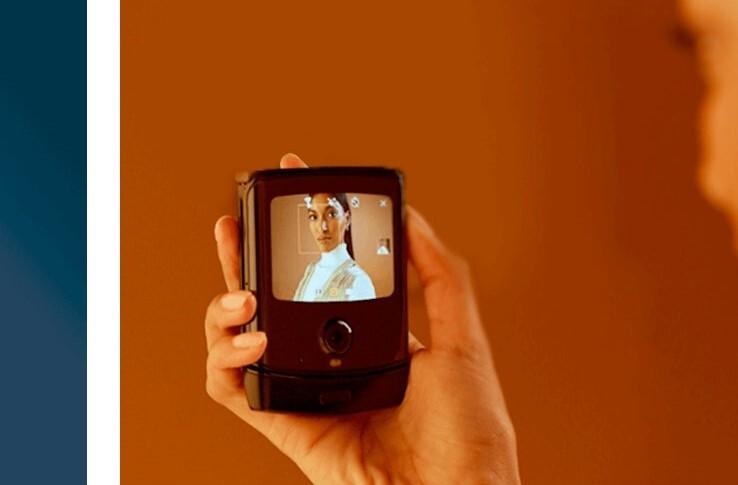 Ολόκληρη συλλογή επίσημων εικόνων για το νέο Motorola RAZR 1