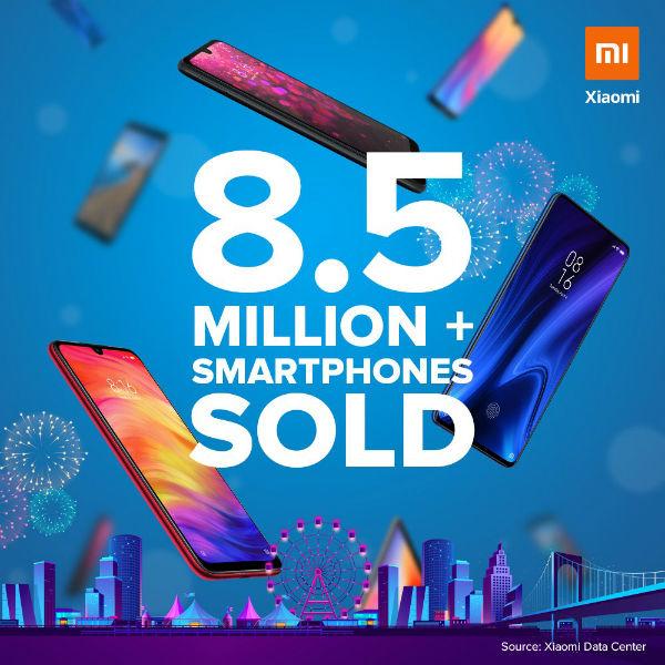 Χαρούμενη η Xiaomi καθώς πούλησε πάνω από 12 εκατ. συσκευές σε μόλις 1 μήνα! 3