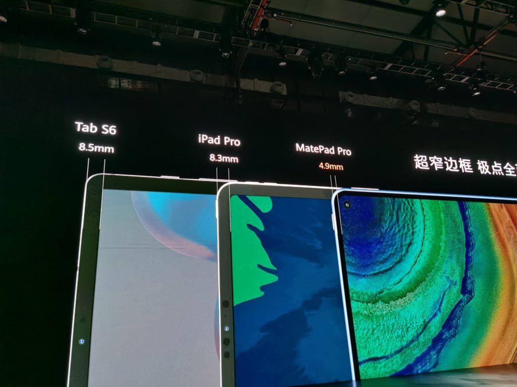 Επίσημη κυκλοφορία για το Huawei MatePad Pro με ασύρματη φόρτιση και άλλα πολλά 1