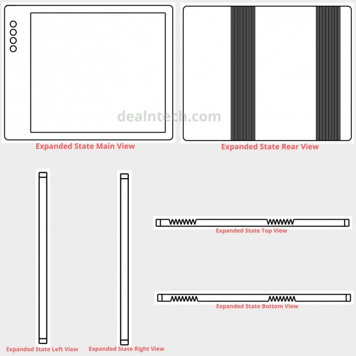 Το τελευταίο δίπλωμα ευρεσιτεχνίας της Xiaomi δείχνει ένα πτυσσόμενο τηλέφωνο με τετραπλές κάμερες 1