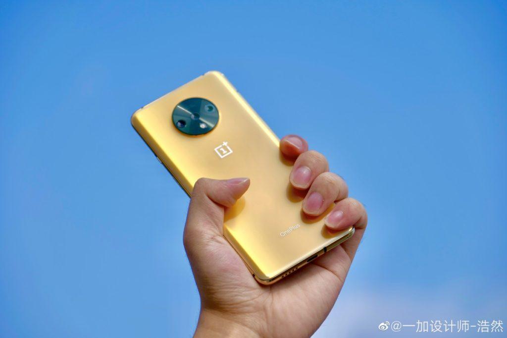 Το χρυσό OnePlus 7T που δεν είδαμε ποτέ... 1