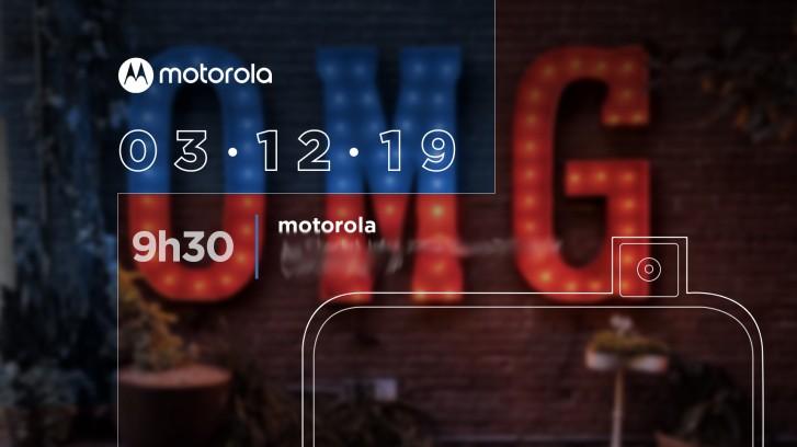 Με αναδυόμενο μηχανισμό κάμερας το νέο Motorola One Hyper που θα παρουσιαστεί στις 3 Δεκεμβρίου 1