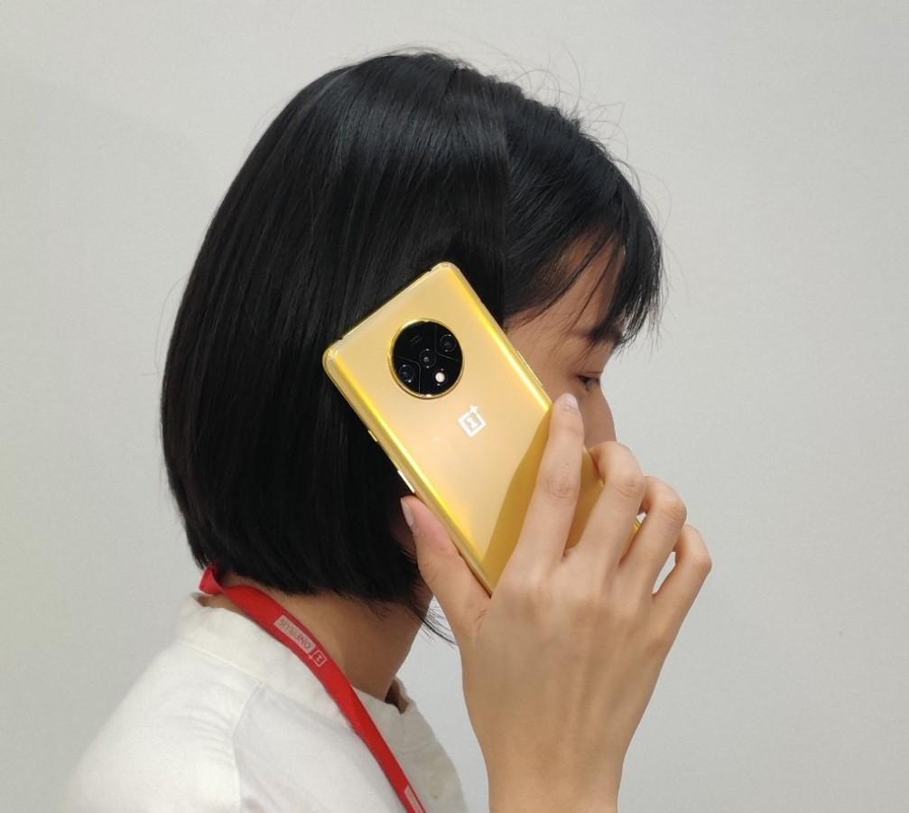 Το χρυσό OnePlus 7T που δεν είδαμε ποτέ... 2