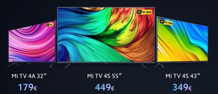 """Χαρείτε ελεύθερα, ήρθε στην Ευρώπη και η Xiaomi Mi TV 4S των 55 """" 1"""