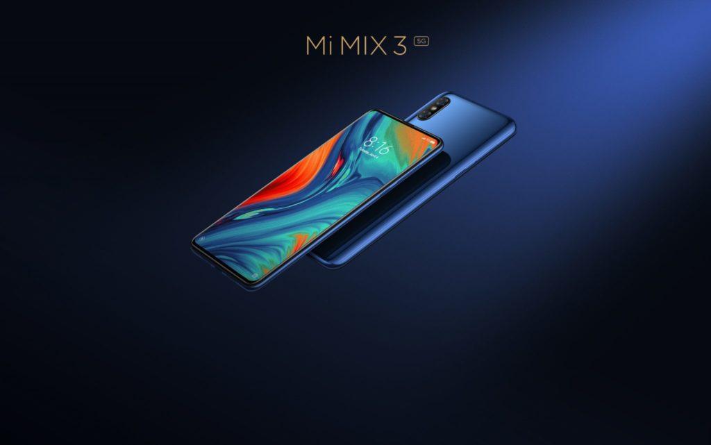 Περισσότερη μνήμη για το Xiaomi Mi MIX 3 5G 1