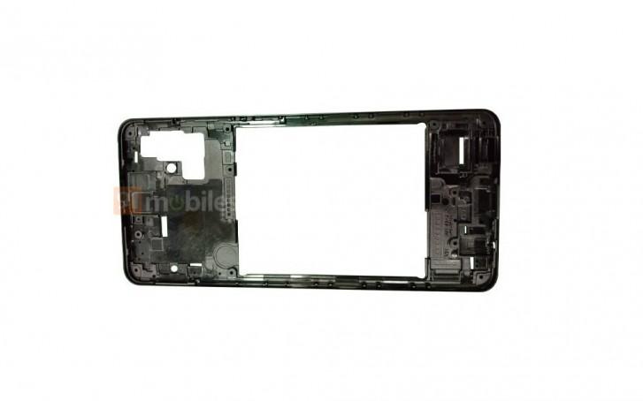 Τετραπλή κάμερα σε σχήμα L για το Samsung Galaxy A51 3