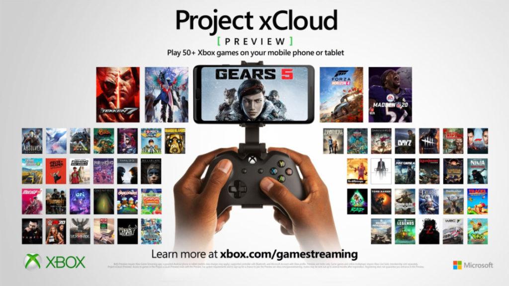 Προσθήκη άλλων 50 νέων παιχνιδιών στην xCloud Streaming υπηρεσία της Microsoft 1