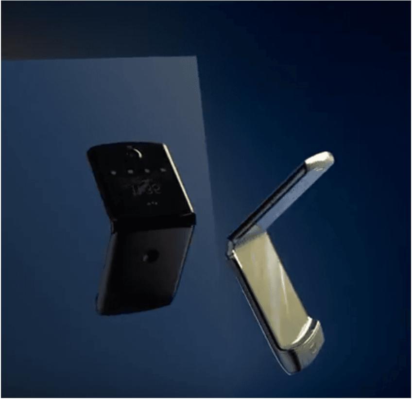 Ολόκληρη συλλογή επίσημων εικόνων για το νέο Motorola RAZR 4