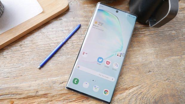 Η σειρά Galaxy Note 10 της Samsung πέτυχε ισχυρότερες πωλήσεις από το Galaxy Note 9 1