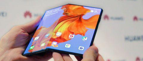 Μέσα σε λίγα λεπτά πουλήθηκαν όλες οι πρώτες μονάδες του Huawei Mate X 1
