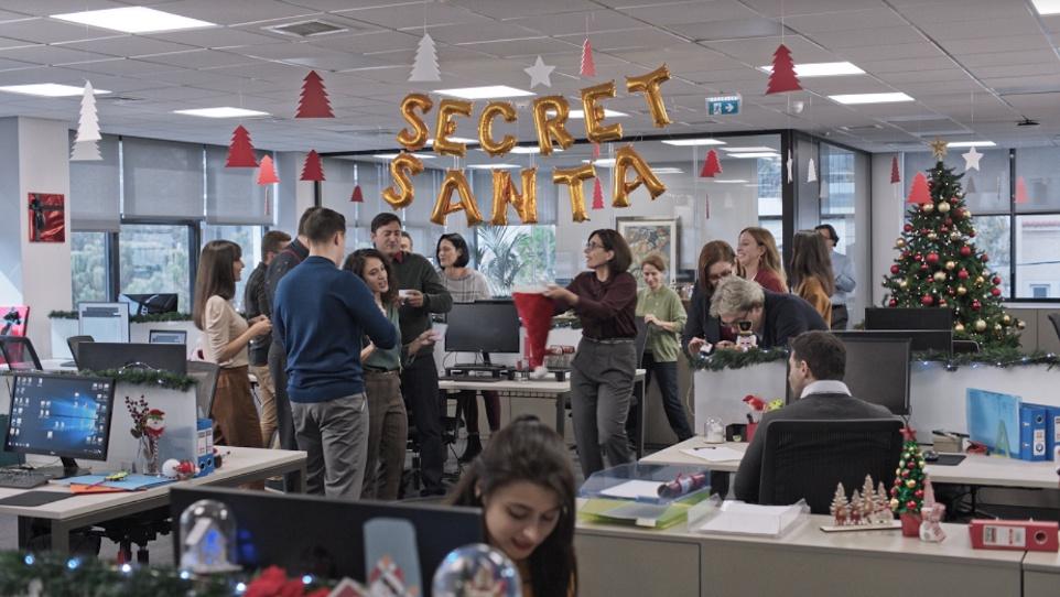 Κωτσόβολος: Ο δικός σου Secret Santa! 1