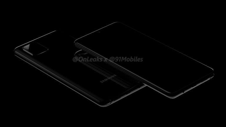 Κοιτάξτε την εξωτερική εμφάνιση του Samsung Galaxy Note 10 Lite με S-Pen και υποδοχή για ακουστικά 2