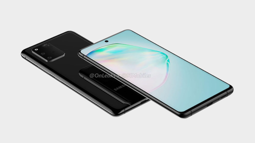 Μοιάζει πολύ το νέο Samsung Galaxy A91 με το Galaxy Note 10 και με το επερχόμενο Galaxy S11 1