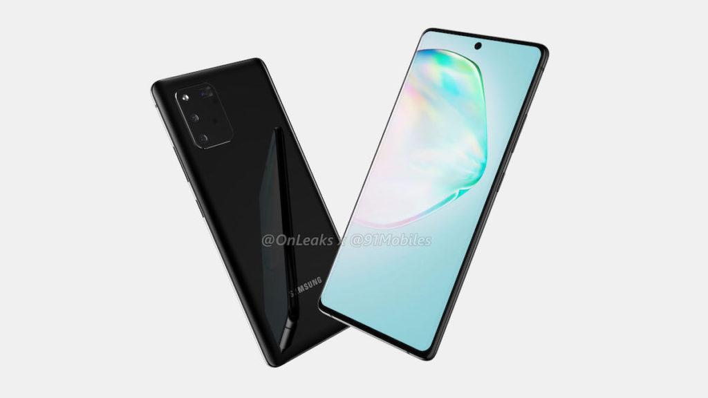 Μοιάζει πολύ το νέο Samsung Galaxy A91 με το Galaxy Note 10 και με το επερχόμενο Galaxy S11 3