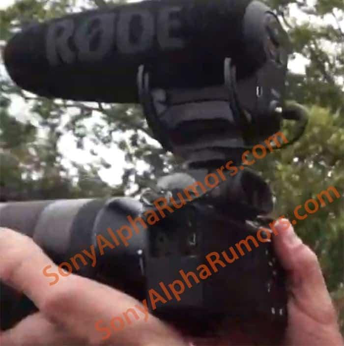 Εφοδιασμένη με την λειτουργία λήψη βίντεο 4K/120P η νέα φωτογραφική μηχανή Sony A7S3 1