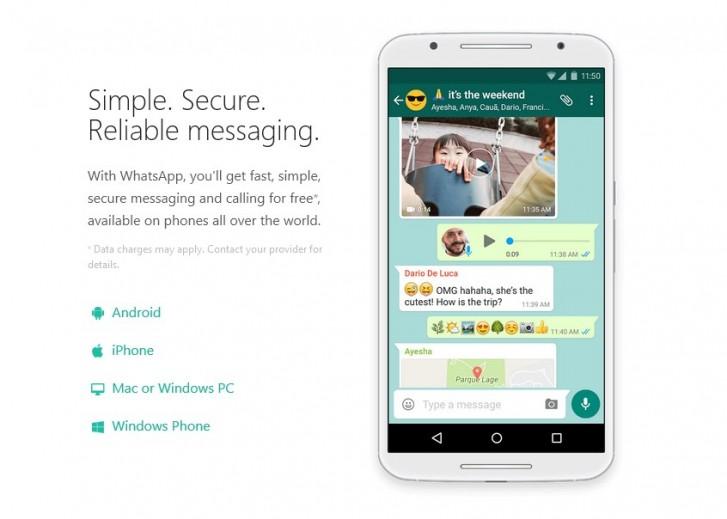 Παύει οριστική η υποστήριξη του WhatsApp για συσκευές με παλαιότερη έκδοση από το Android 4.0.3 ή από το iOS 9 1