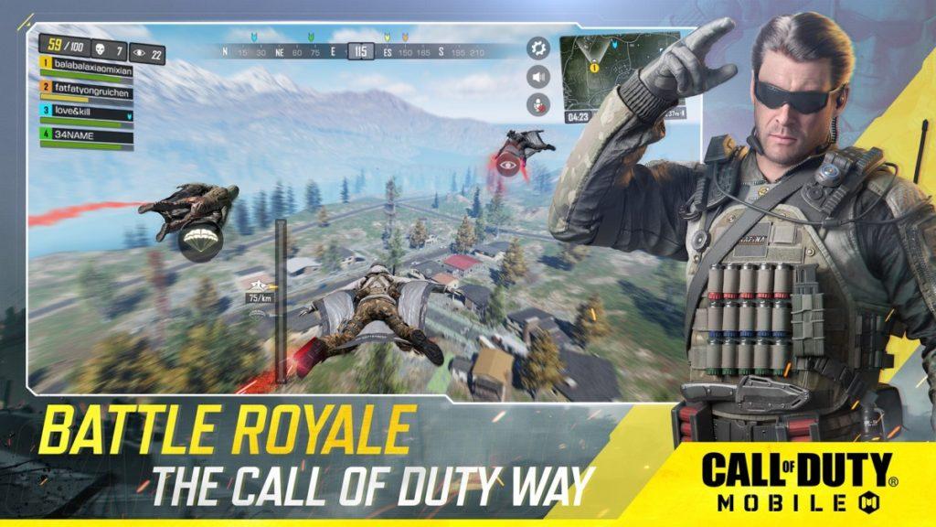 Τα βραβεία του Google Play για το 2019 δόθηκαν στο Call of Duty: Mobile και στην εφαρμογή Glitch Video editor 1