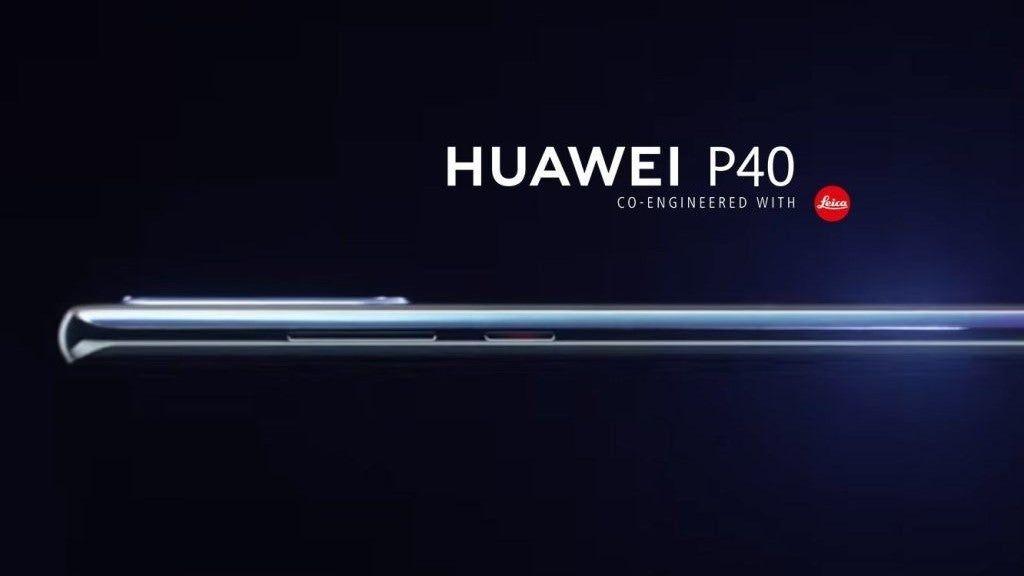 Render από το επερχόμενο Huawei P40 1