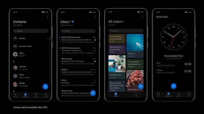 EMUI10: Το νέο περιβάλλον εργασίας για τις συσκευές της Huawei τώρα διαθέσιμο! [ΔΤ] 6