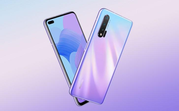 """""""Με σάρκα και οστά"""" ορίστε τα νέα τρία μοντέλα της σειράς Huawei nova 6 1"""