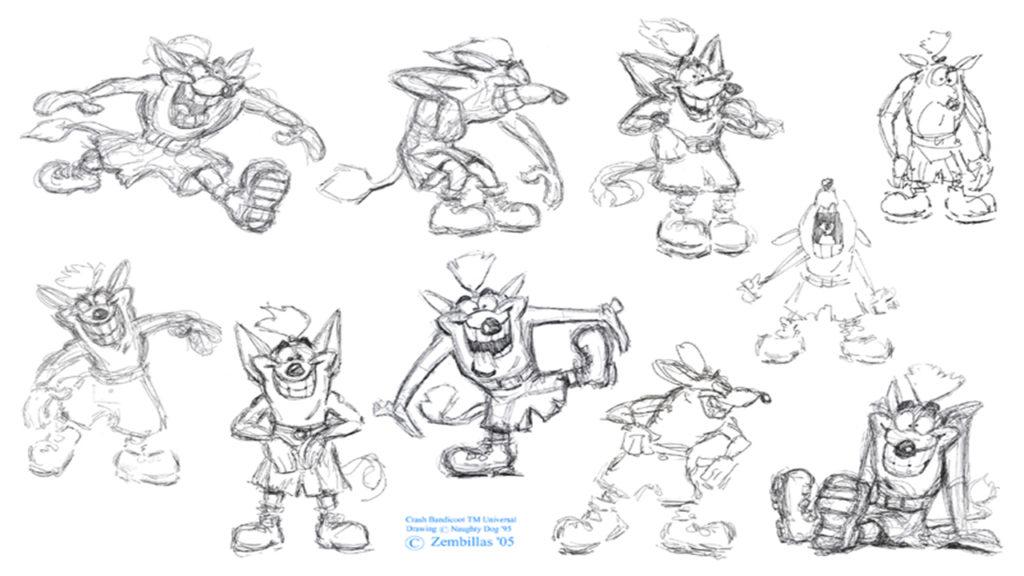 Η Ιστορία του Crash Bandicoot! 1