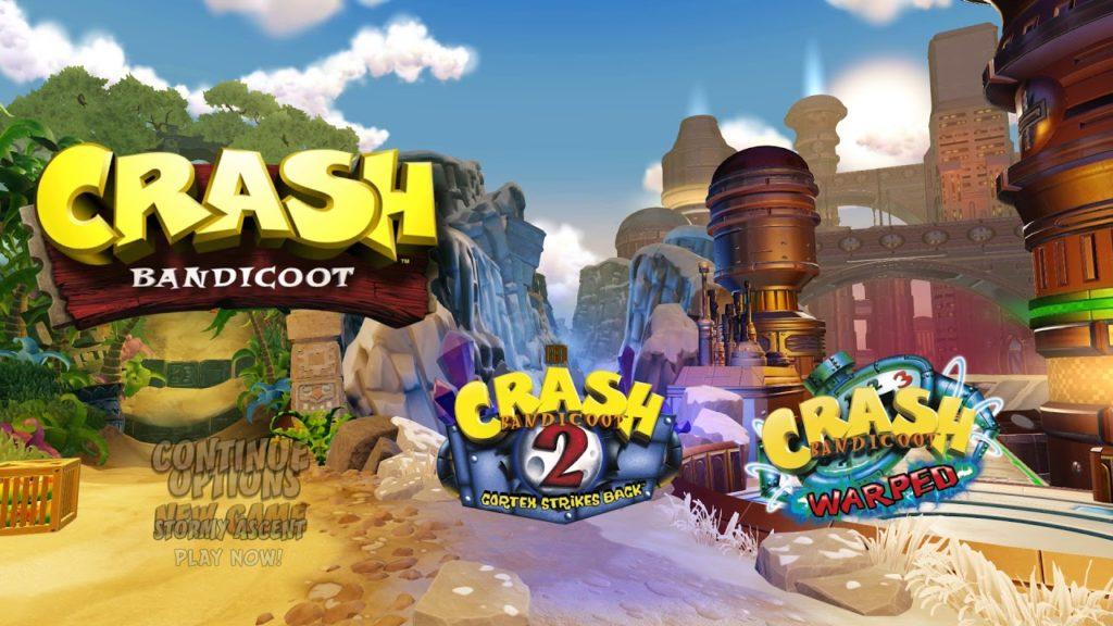 Η Ιστορία του Crash Bandicoot! 3