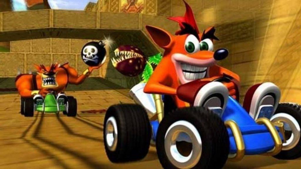 Η Ιστορία του Crash Bandicoot! 4