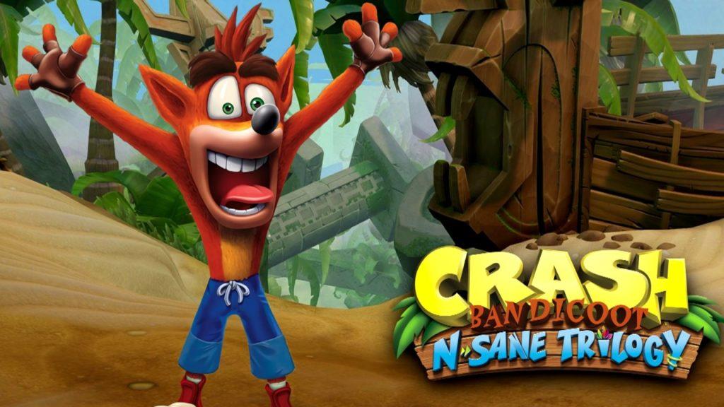 Η Ιστορία του Crash Bandicoot! 5
