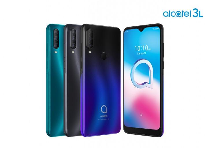 Έφθασε η στιγμή της ανακοίνωσης των νέων Alcatel 3L, 1S, 1V και 1B 1