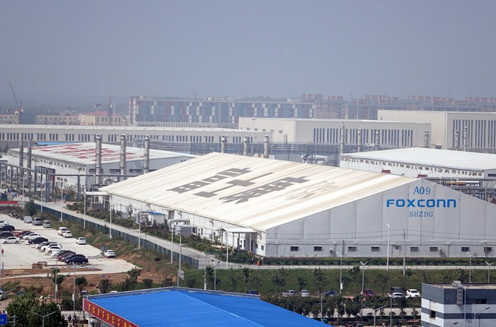 Foxconn: Υπόσχεται ότι η παραγωγή του iPhone δεν θα επηρεαστεί από τον κοροναιό 1