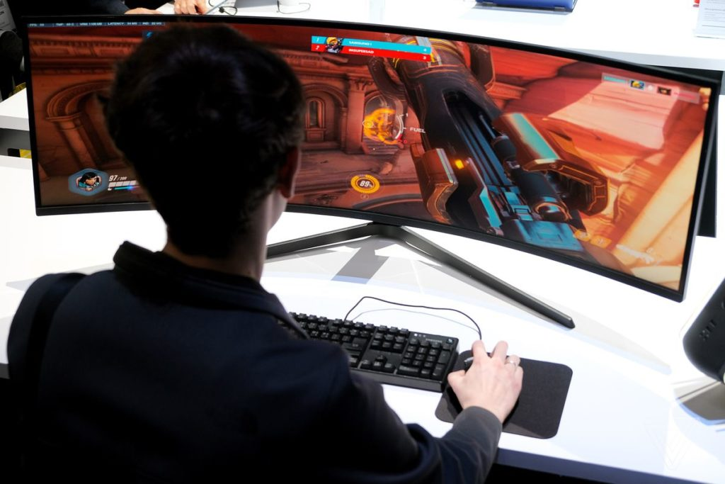 Η καλύτερη ultrawide οθόνη για gaming, είναι η νέα Odyssey G9 της Samsung [CES 2020] 3