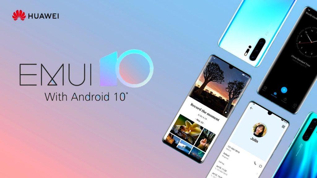 Εδώ είναι όλα τα Huawei smartphones που θα λάβουν το EMUI 10 μέσα στο 2020 1