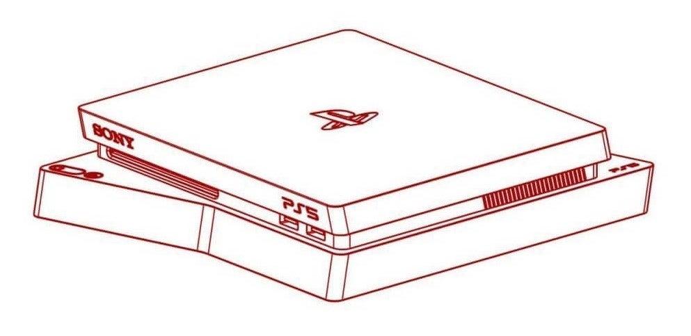 Σκίτσο και μια live φωτογραφία, επιβεβαιώνουν ποια θα είναι η τελική μορφή που θα φέρει το νέο PlayStation 5 1