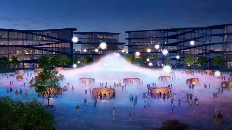 Την πιο προηγμένη τεχνολογικά πόλη χτίζει η Toyota [CES 2020] 1
